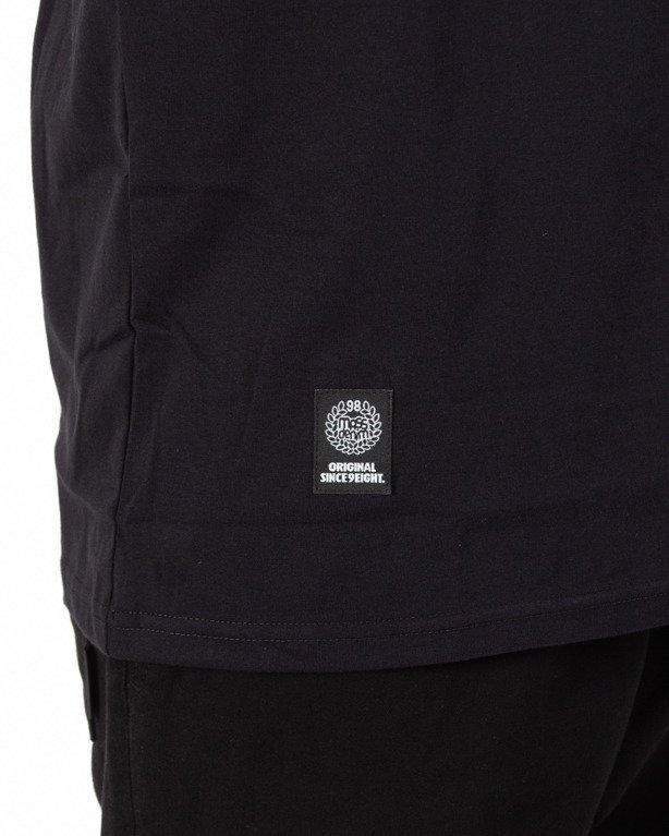 Longsleeve Mass Base Small Logo Black