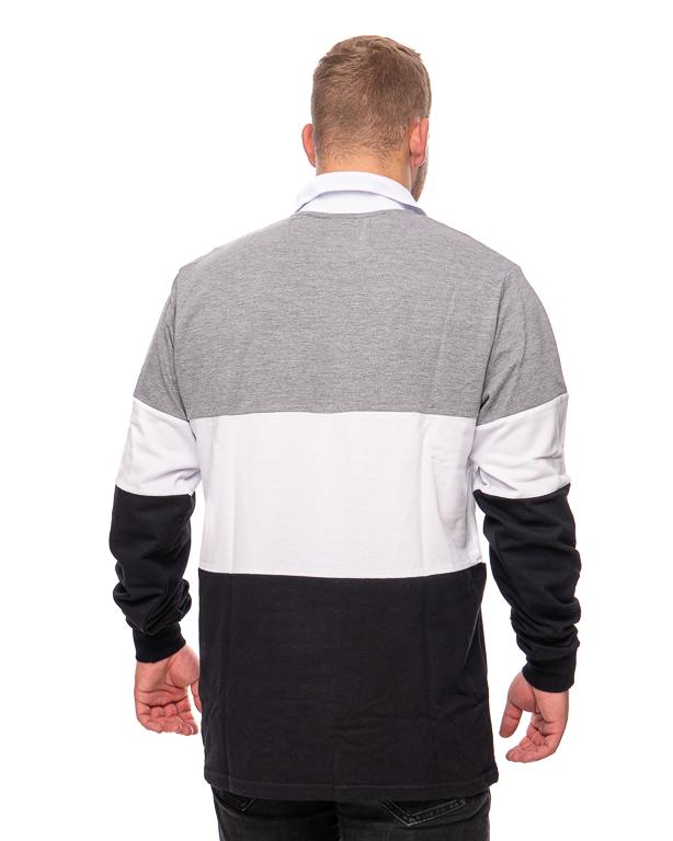 Longsleeve Prosto Polo Malle Grey-Black