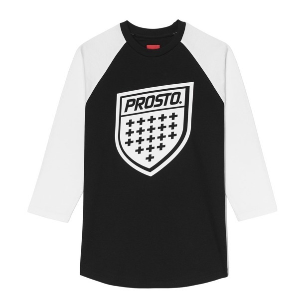 Longsleeve Prosto Woman Feisty Black
