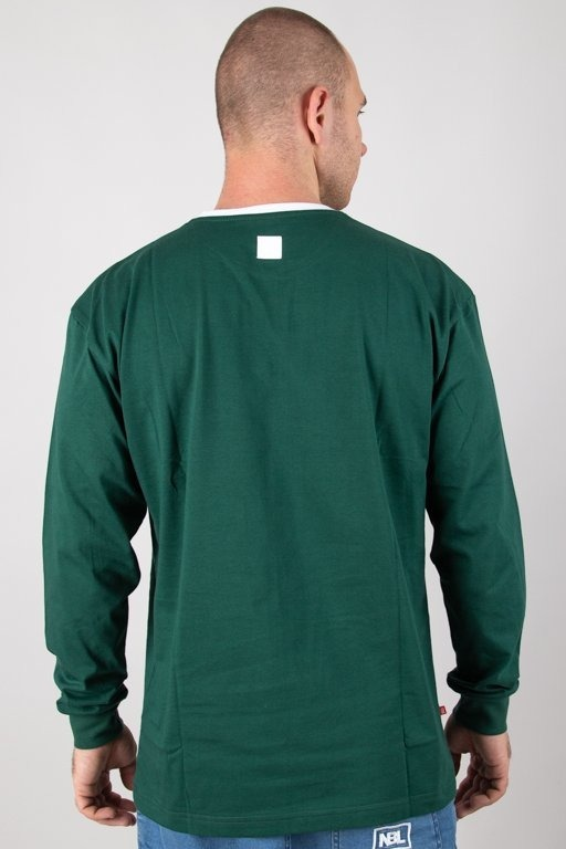 Longsleeve SSG Belt Green