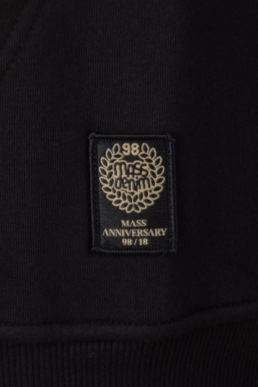 MASS HOODIE REPUBLIC BLACK