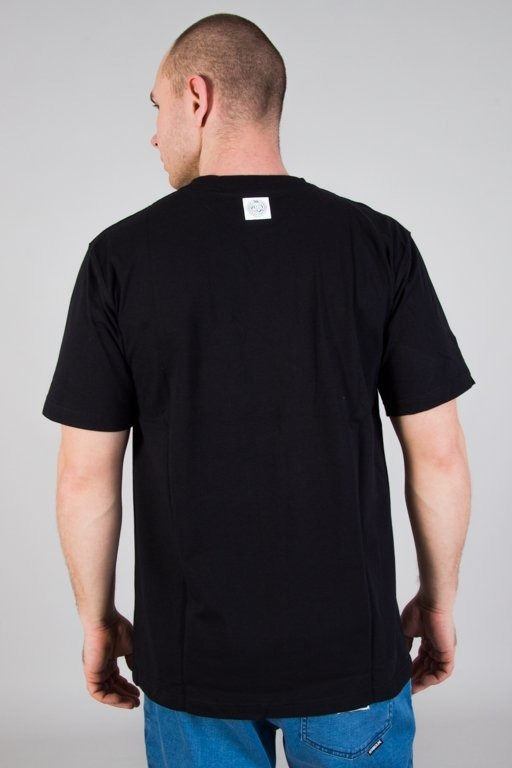 MASS T-SHIRT DISRUPTION BLACK