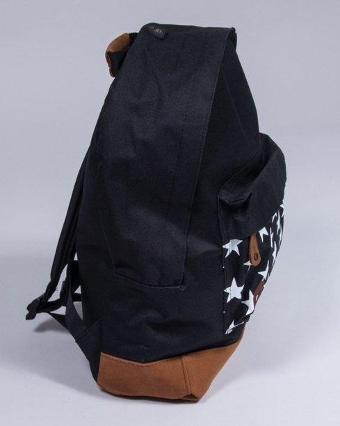 MI PAC BACKPCK STARS BLACK