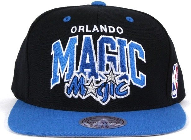 MITCHELL & NESS CZAPKA NBA SNAPBACK ORLANDO MAGIC
