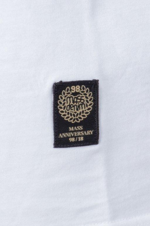 Mass Koszulka T-shirt High Taste White