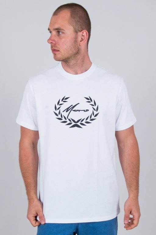 Moro Koszulka T-shirt Paris Laur18 White