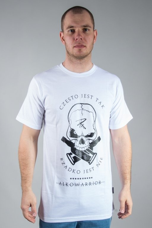NBL x BLIND WEAR T-SHIRT ALKO WHITE