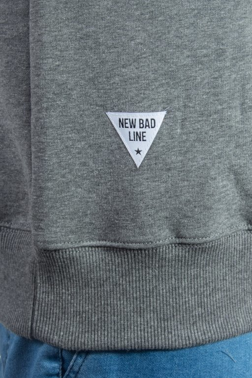 NEW BAD LINE CREWNECK SWAG GREY