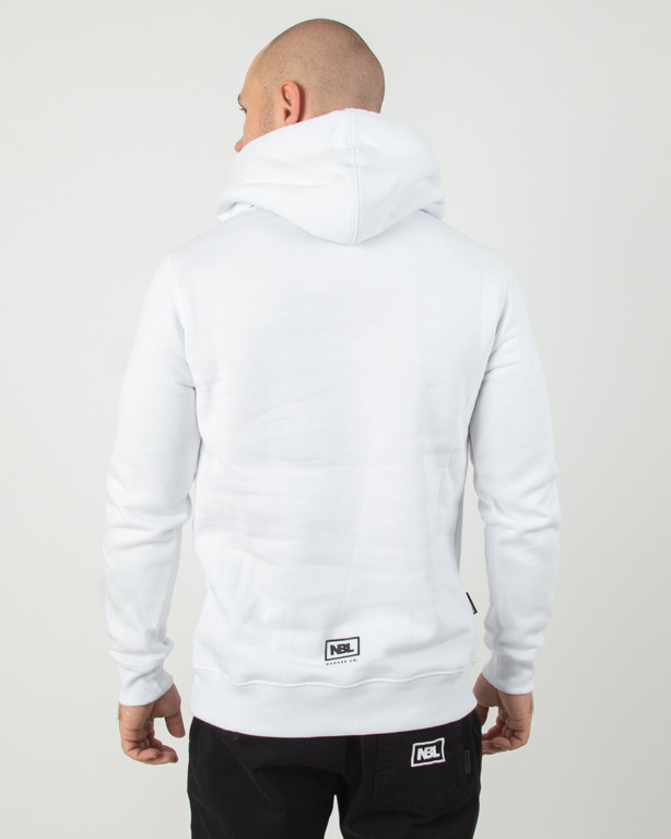 NEW BAD LINE HOODIE CLASSIC WHITE