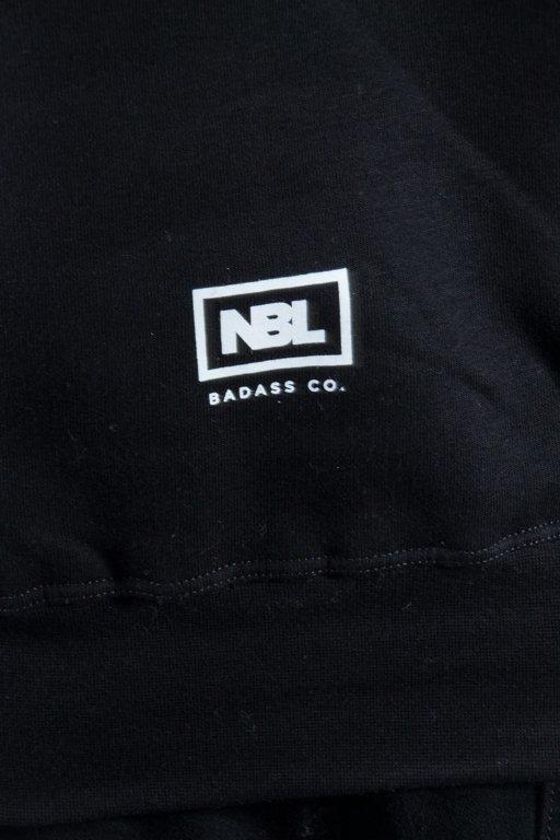 NEW BAD LINE HOODIE ICON BLACK