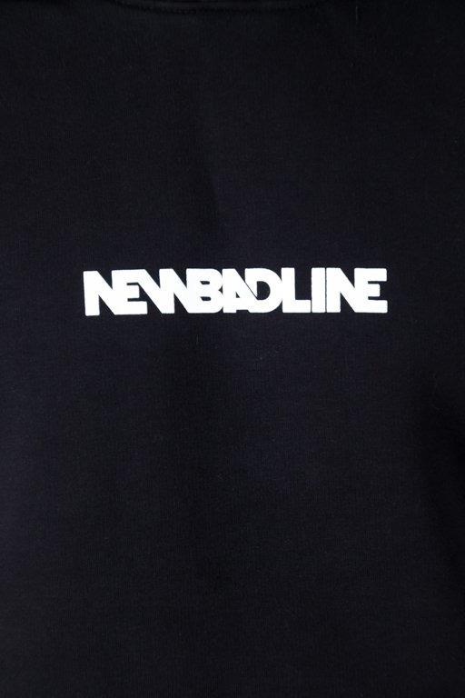 NEW BAD LINE HOODIE PALM BLACK