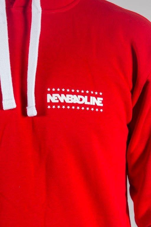 NEW BAD LINE HOODIE SWAG RED