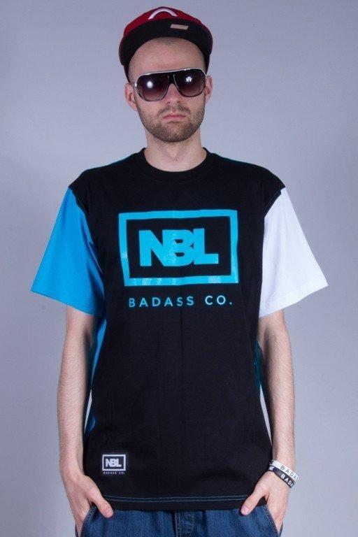 NEW BAD LINE KOSZULKA ICON BLACK-BLUE