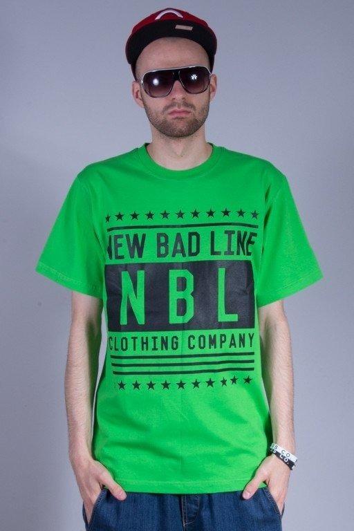 NEW BAD LINE KOSZULKA SWAG GREEN