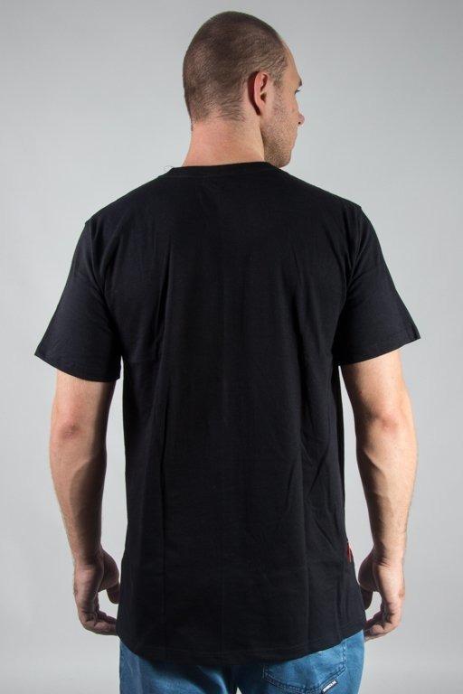NEW BAD LINE T-SHIRT DOBRY CZŁOWIEK BLACK