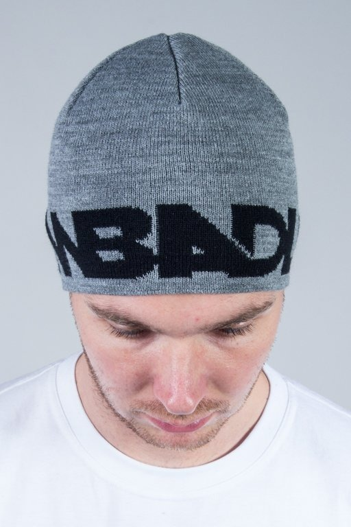 NEW BAD LINE WINTER CAP CLASSIC GREY