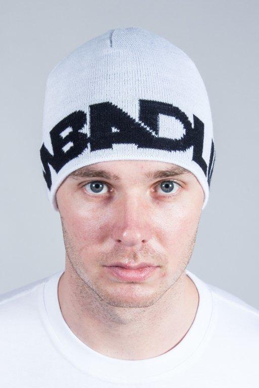 NEW BAD LINE WINTER CAP CLASSIC WHITE