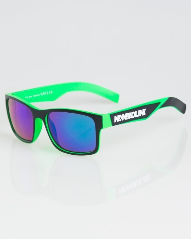 NEW BAD LNE OKULARY CUT MAT 1299