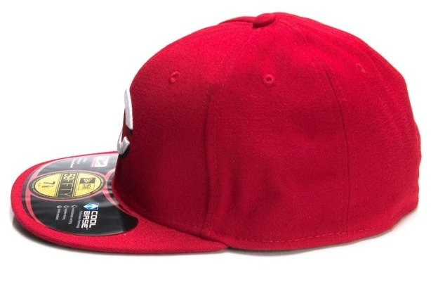 NEW ERA CZAPKA C CINCINNATI REDS AUTHENTIC
