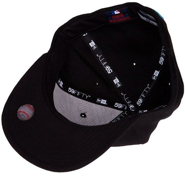NEW ERA CZAPKA CHICAGO WHITE SOX BLACK