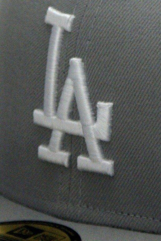 NEW ERA CZAPKA LA LOS ANGELES DODGERS GREY