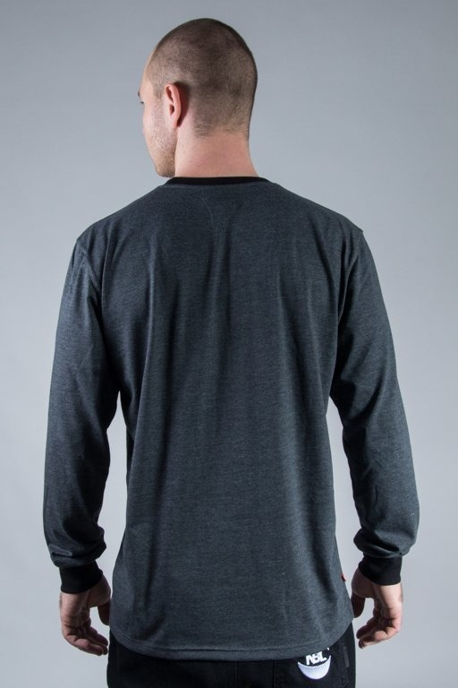 OUTSIDEWEAR LONGSLEEVE POCKET GREY