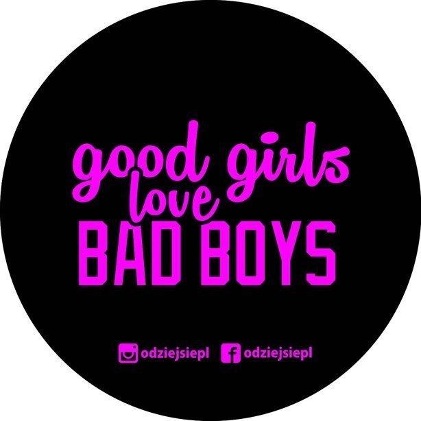 Odziejsie Wlepka Good Girls Black