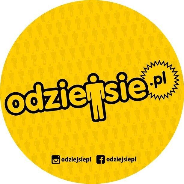 Odziejsie Wlepka New Logo Yellow