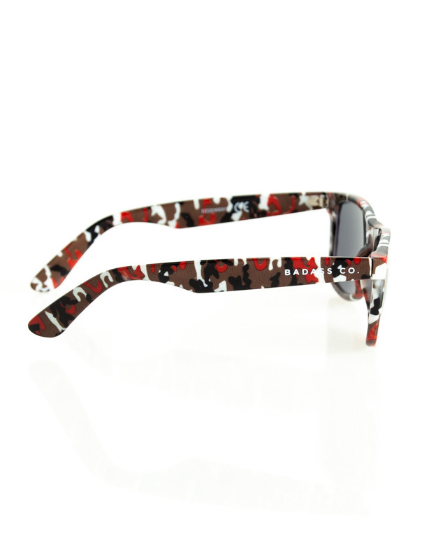 Okulary New Bad Line Classic Camo Flash 175