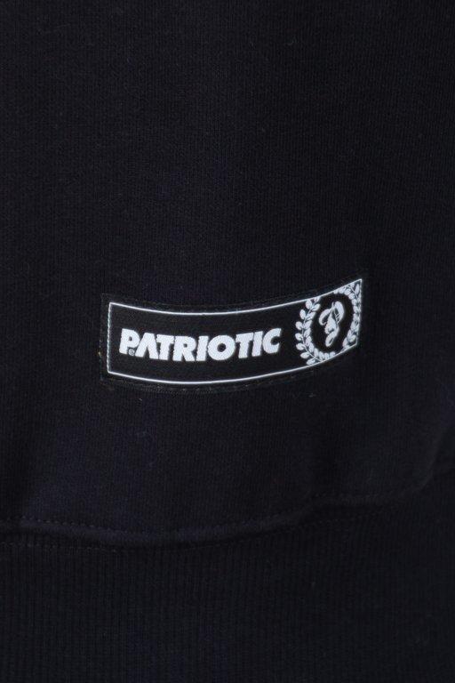 PATRIOTIC CREWNECK CLS SHADE BLACK