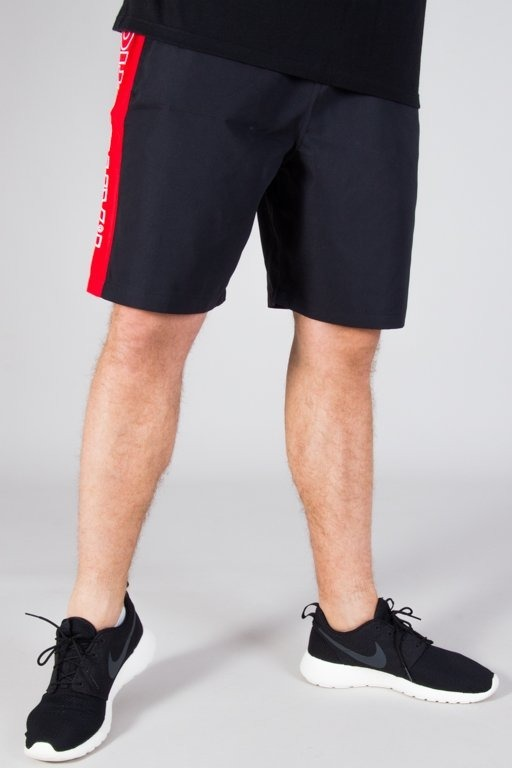 PATRIOTIC SHORTS FUTURA BLACK