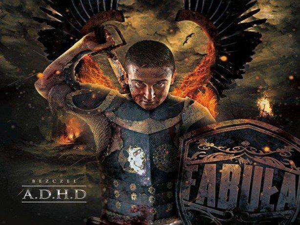 PŁYTA CD BEZCZEL A.D.H.D