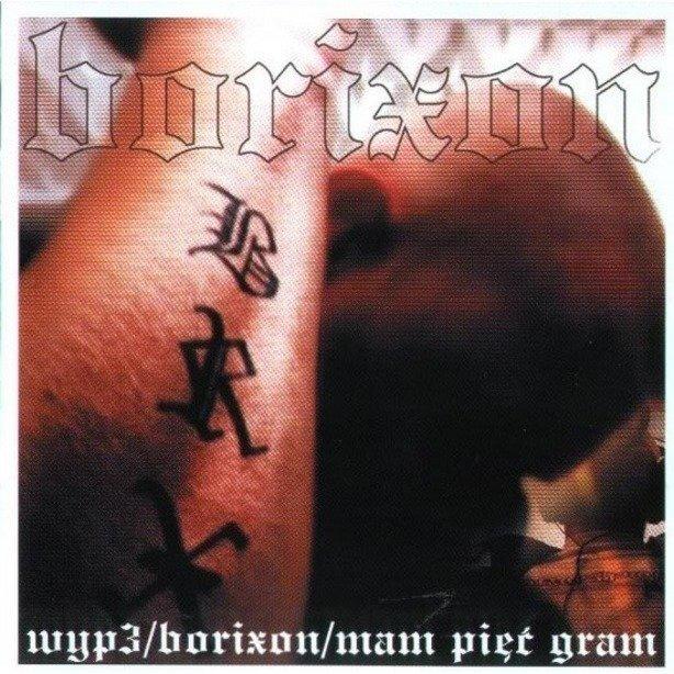 PŁYTA CD BORIXON MAM 5 GRAM