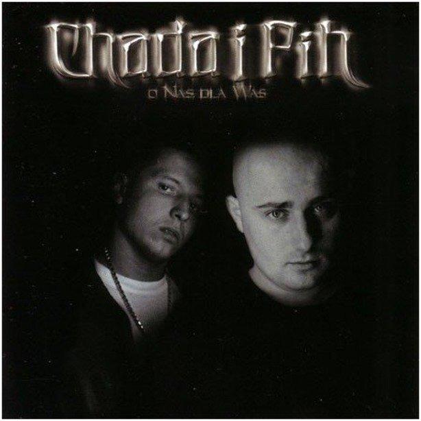 PŁYTA CD CHADA/PIH O NAS DLA WAS