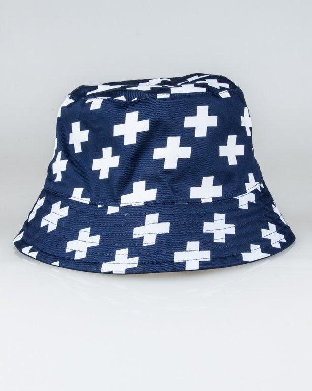 PROSTO BUCKET HAT ADVENTURE NAVY
