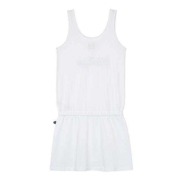 PROSTO DRESS JUMP WHITE