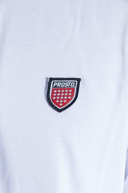 PROSTO LONGSLEEVE BOXLOGO WHITE