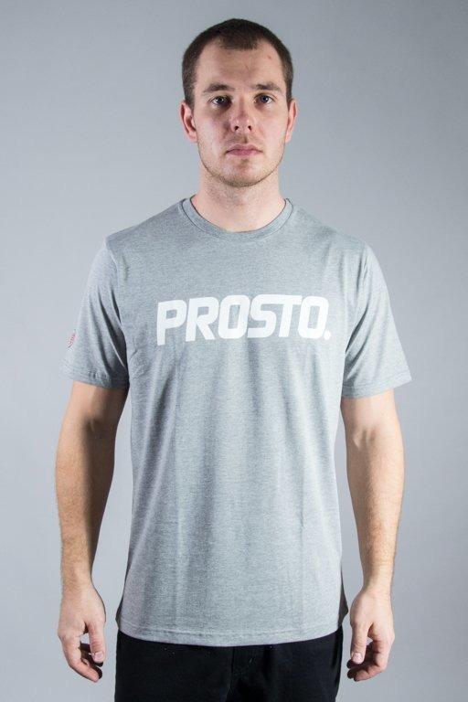 PROSTO T-SHIRT CLASSIC MELANGE