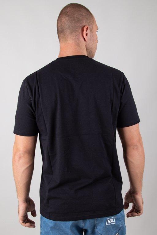 PROSTO T-SHIRT SHAD BLACK