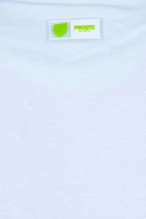 PROSTO T-SHIRT SOIL WHITE