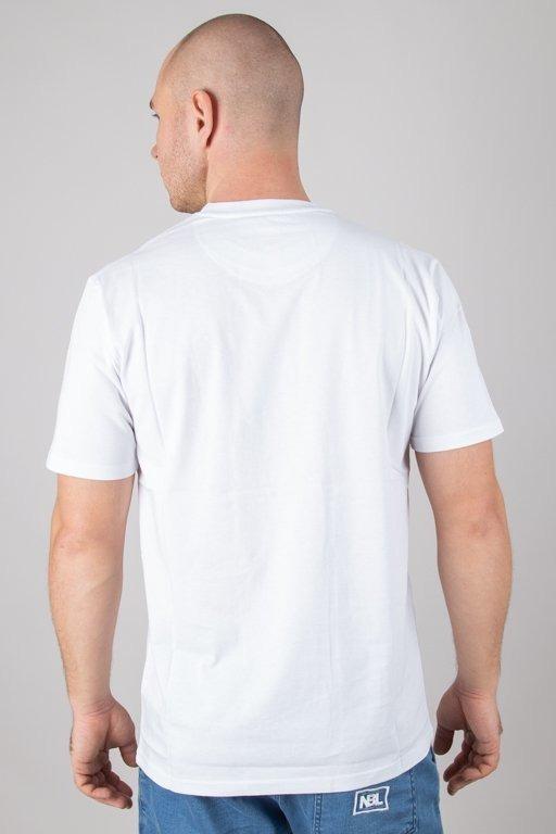 PROSTO T-SHIRT STAND WHITE