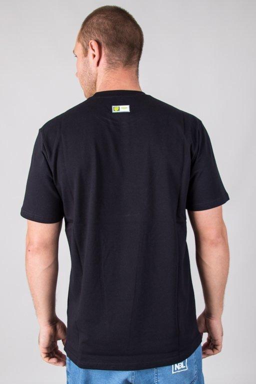 PROSTO T-SHIRT TAG WALL BLACK
