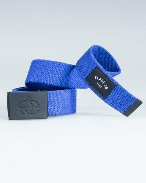 Pasek Elade Logo Blue