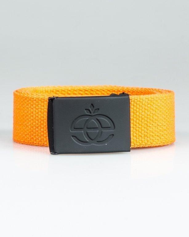 Pasek Elade Logo Orange