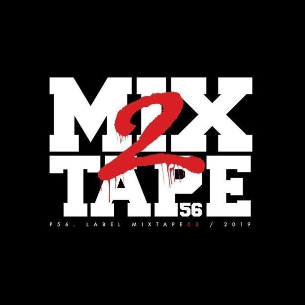 Plyta Cd Dudek P56 - Mixtape P56 Label 02