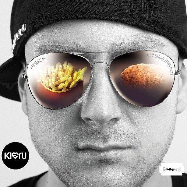 Płyta Cd Kieru - Komercja Czy Underground