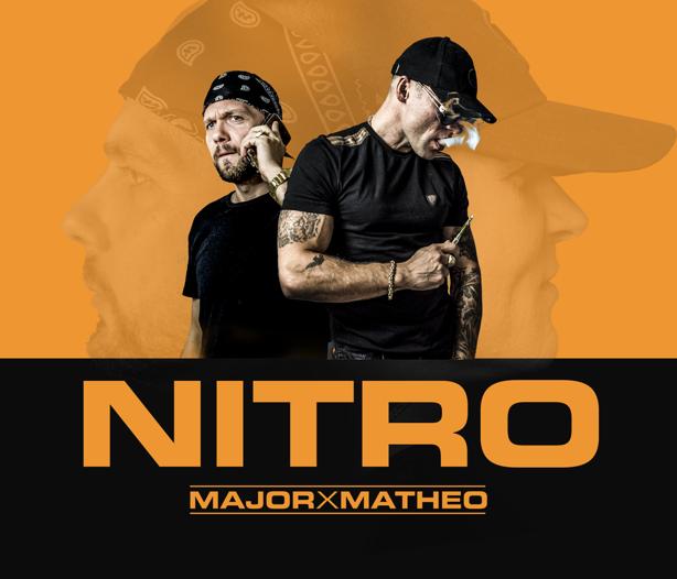 Płyta Cd Major SPZ & Matheo - Nitro