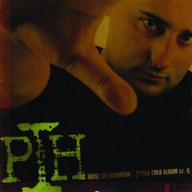 Płyta Cd Pih - Boisz Się Alarmów