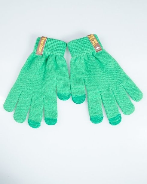 Rękawiczki Truespin Touch Green