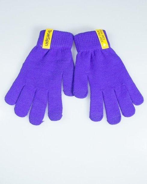 Rękawiczki Truespin Touch Purple